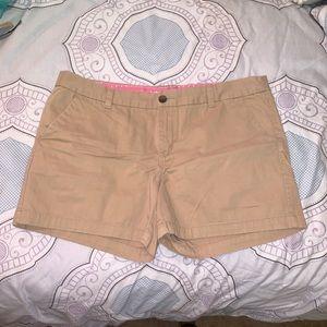 Merona khaki shorts